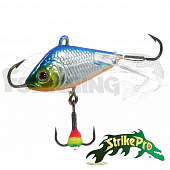 Стоп-цена Балансир Strike Pro Shifty Shad Ice 40D 40mm/21.7gr #626E