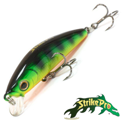 Mustang Minnow 60 MG-002A Воблер Strike Pro Mustang Minnow 60 5,8gr MG-002A#A45T