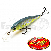 Pointer 78DD Воблер Lucky Craft Pointer 78DD 9,6gr #151 MS Gun Metal Shad