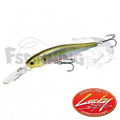 Pointer 100DD Воблер Lucky Craft Pointer 100DD 16.5gr #179 Flake Flake Golden Sexy Minnow