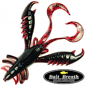 Virtual Craw 3,6'' Мягкие приманки Bait Breath Virtual Craw 3,6'' #S147 (8шт в уп)