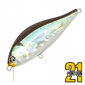 Bet-A-Shad 63SP-SR Воблер Pontoon 21 Bet-A-Shad 63SP-SR 7,7gr #005