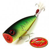 Bevy Popper Воблер Lucky Craft Bevy Popper 4,2gr #0808 Mat Tiger 085