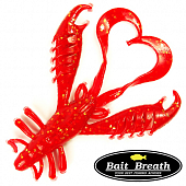 Virtual Craw 3,6'' Мягкие приманки Bait Breath Virtual Craw 3,6'' #S117 (8шт в уп)