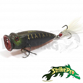 Pike Pop Mini 45 SH-002B Воблер Strike Pro Pike Pop Mini 45 4gr SH-002B#A208S