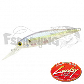 Pointer 78DD Воблер Lucky Craft Pointer 78DD 9.6gr #225 Ghost Chartreuse Shad