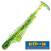 Pulse-R Paddle Tail 2,45'' Мягкие приманки B Fish & Tackle Pulse-R Paddle Tail 2,45'' #Chartreuse Pepper (8 шт в уп)