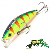 Mustang Minnow 60 MG-002A Воблер Strike Pro Mustang Minnow 60 5,8gr MG-002A#A139
