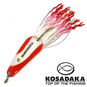 Bullet Spoon 55mm/14gr Блесна незацепляйка Kosadaka Bullet Spoon 55mm/14gr #C91