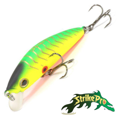Mustang Minnow 60 MG-002A Воблер Strike Pro Mustang Minnow 60 5,8gr MG-002A#A17