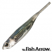 Flash J 1'' SW Мягкие приманки Fish Arrow Flash J 1'' SW #105 Maiwashi/Silver (5 шт в уп)