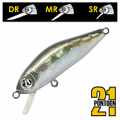 Crackjack 58SP-SR Воблер Pontoon 21 Crackjack 58SP-SR 5,0gr #R51
