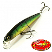 Flash Minnow 95MR Воблер Lucky Craft Flash Minnow 95MR 10,0gr #280 Auroragreen Perch
