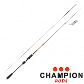 Спиннинг Champion Rods Team Dubna Generation II 2.2m/5-21gr/6-15lb TD-732ML купить в интернет-магазине