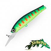 Solid Tail Deep 66S JS-256 Воблер Strike Pro Solid Tail Deep 66S 7,2gr JS-256#A209S