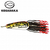 Bullet Spoon 55mm/21gr Блесна незацепляйка Kosadaka Bullet Spoon 55mm/21gr #C18