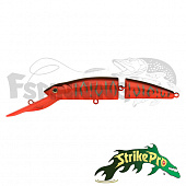 Воблер Strike Pro Mr. Wiggly TL 110 17.2gr MG-010D#A207DRV - купить в Москве
