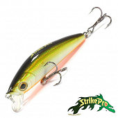 Mustang Minnow 60 MG-002A Воблер Strike Pro Mustang Minnow 60 5.8gr MG-002A #612T