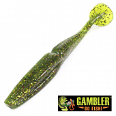 EZ Swimmer Мягкие приманки Gambler EZ Swimmer 4,25'' #Lane Toad (7 шт в уп)