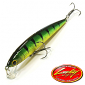Flash Minnow 80SP Воблер Lucky Craft Flash Minnow 80SP 5,3gr #280 Auroragreen Perch