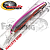 Walleye Deep Воблер Bandit Walleye Deep 17,7gr/8,1m #2D93 Purple Back Special