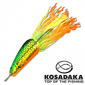 Bullet Spoon 55mm/14gr Блесна незацепляйка Kosadaka Bullet Spoon 55mm/14gr #C22