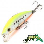 Mustang Minnow 60 MG-002A Воблер Strike Pro Mustang Minnow 60 5,8gr MG-002A#513T
