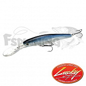 Staysee 90SP Воблер Lucky Craft Staysee 90SP 12.5gr #237 Ghost Blue Shad