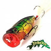 Pike Pop 70 SH-002C Воблер Strike Pro Pike Pop 70 11,5gr SH-002C#A102G