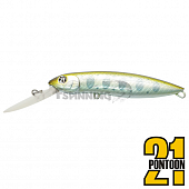 Moby Dick 120F-DR Воблер Pontoon 21 Moby Dick 120F-DR 31,8gr #304