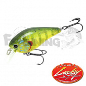 LC 1.5 Воблер Lucky Craft LC 1.5 12gr #174 Green Pumpkinseed