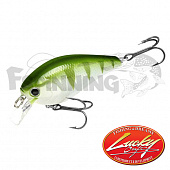 LC 1.5 Воблер Lucky Craft LC 1.5 12gr #888 Green Perch