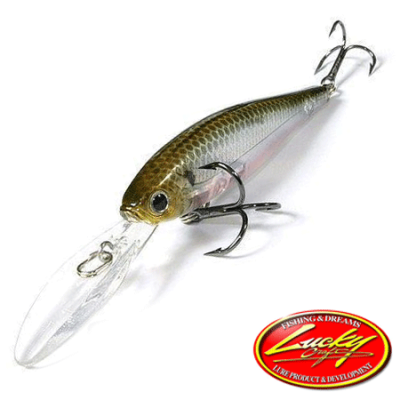 Pointer 65XD Воблер Lucky Craft Pointer 65XD 5,6gr #238 Ghost Minnow