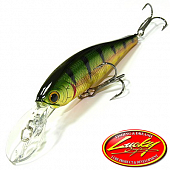 Pointer 65DD Воблер Lucky Craft Pointer 65DD 5,4gr #884 Aurora Gold Northern Perch