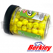 Икра Berkley Gulp Alive Floating Salmon Eggs #fl yellow - купить в Москве