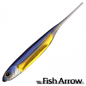 Flash J 3'' Мягкие приманки Fish Arrow Flash J 3'' #16 Problue/Gold (7 шт в уп)