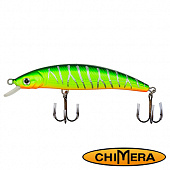 Fat Minnow 100FL Воблер Chimera Siver Fox Fat Minoow 100FL 13,0gr #006
