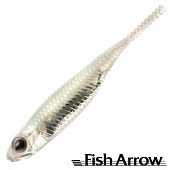Flash J 1'' SW Мягкие приманки Fish Arrow Flash J 1'' SW #109 Glow/Silver (5 шт в уп)