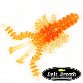 Saltwater Mosya 3'' Мягкие приманки Bait Breath Saltwater Mosya 3'' #S353 (6шт в уп)