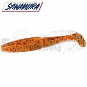 One'up Shad 4'' Мягкие приманки Sawamura One'up Shad 4'' #152 (6шт в уп)