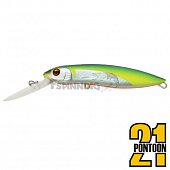 Moby Dick 120F-DR Воблер Pontoon 21 Moby Dick 120F-DR 31,8gr #R37