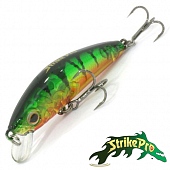 Mustang Minnow 60 MG-002A Воблер Strike Pro Mustang Minnow 60 5,8gr MG-002A#A102G
