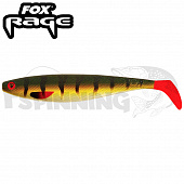 Rage Pro Shad Firetails II 5,5''/140mm Мягкие приманки Fox Rage Pro Shad Firetails II 5,5''/140mm #perch (1шт в уп)