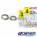 Owner 52811 Split Ring Regular Wire