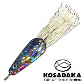 Bullet Spoon 55mm/14gr Блесна незацепляйка Kosadaka Bullet Spoon 55mm/14gr #C11