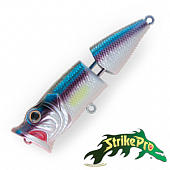 Pike Pop Joint 75 SH-002CJ Воблер Strike Pro Pike Pop Joint 75 11,0gr SH-002CJ#A210SBO-RP