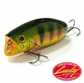 Malas Воблер Lucky Craft Malas 9,0gr #884 Aurora Gold Northertn Perch 514