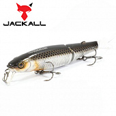 Tiny Magallon Воблер Jackall Tiny Magallon 7,2gr #hl silver & black