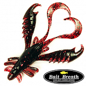 Virtual Craw 3,6'' Мягкие приманки Bait Breath Virtual Craw 3,6'' #S847 (8шт в уп)