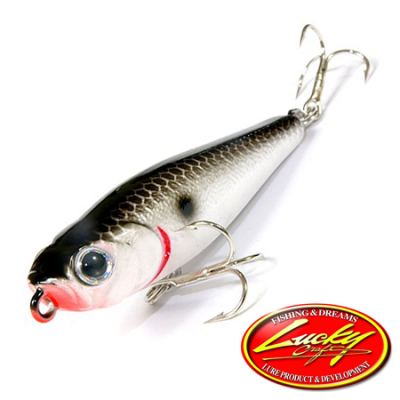 NW Pencil 52 Воблер Lucky Craft NW Pencil 52 3,4gr #077 Original Tennessee Shad
